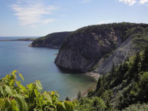 Cabot Trail coastline