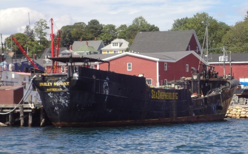 The Farley Mowat