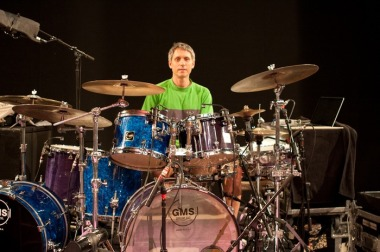 Graham Hawthorne, Drums (but not that many here!)