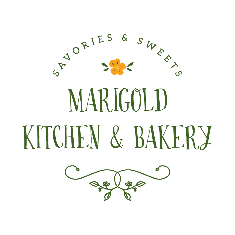 Marigold Kitchen and Bakery Logo