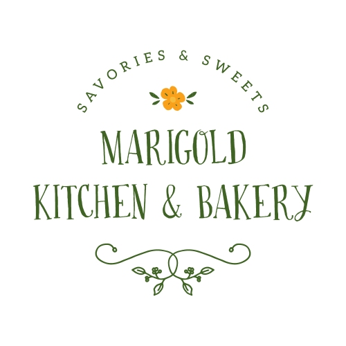 Marigold Kitchen and Bakery Logo